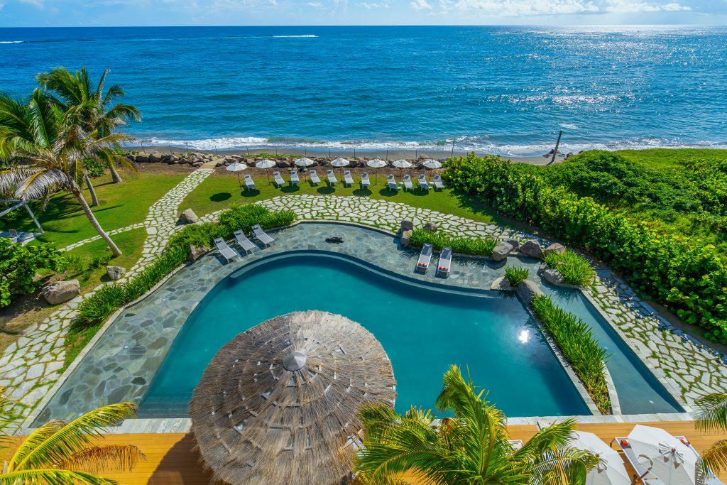 KOI Resort Pool