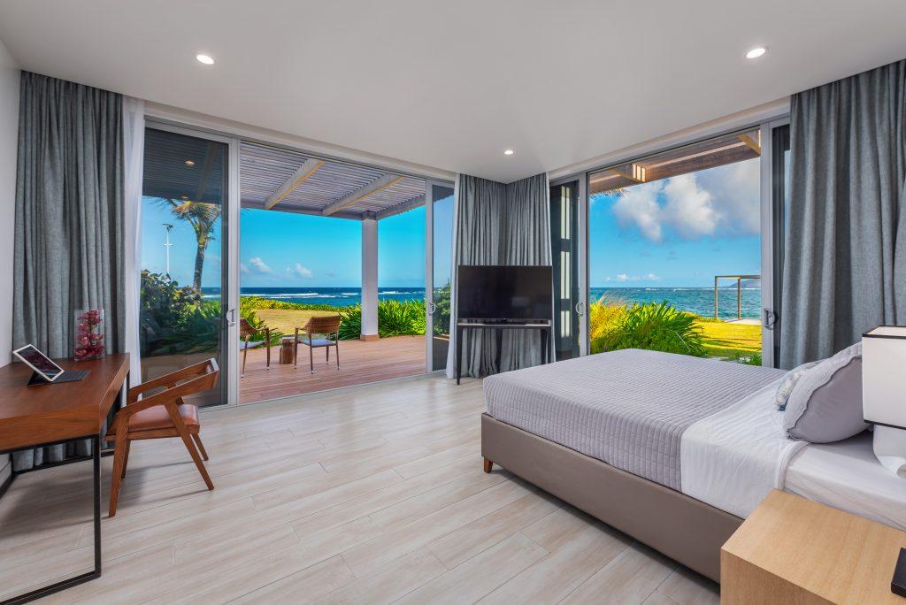 KOI Villa Oceanfront King