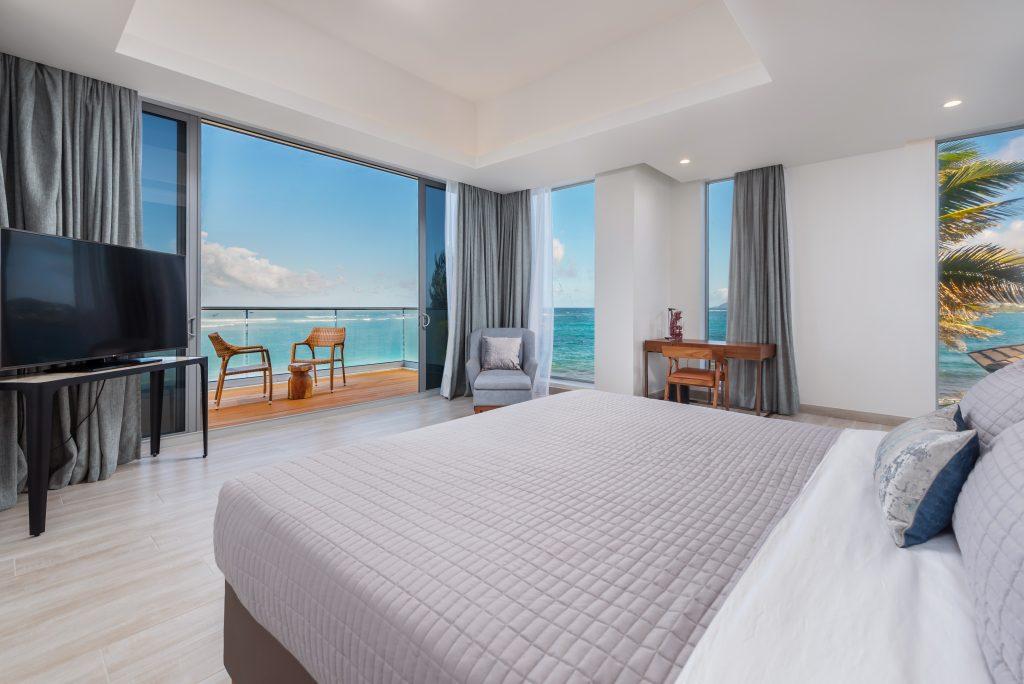 KOI Villa Oceanfront King Room