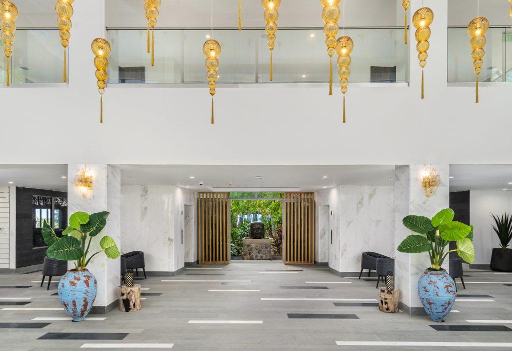 KOI Resort Lobby