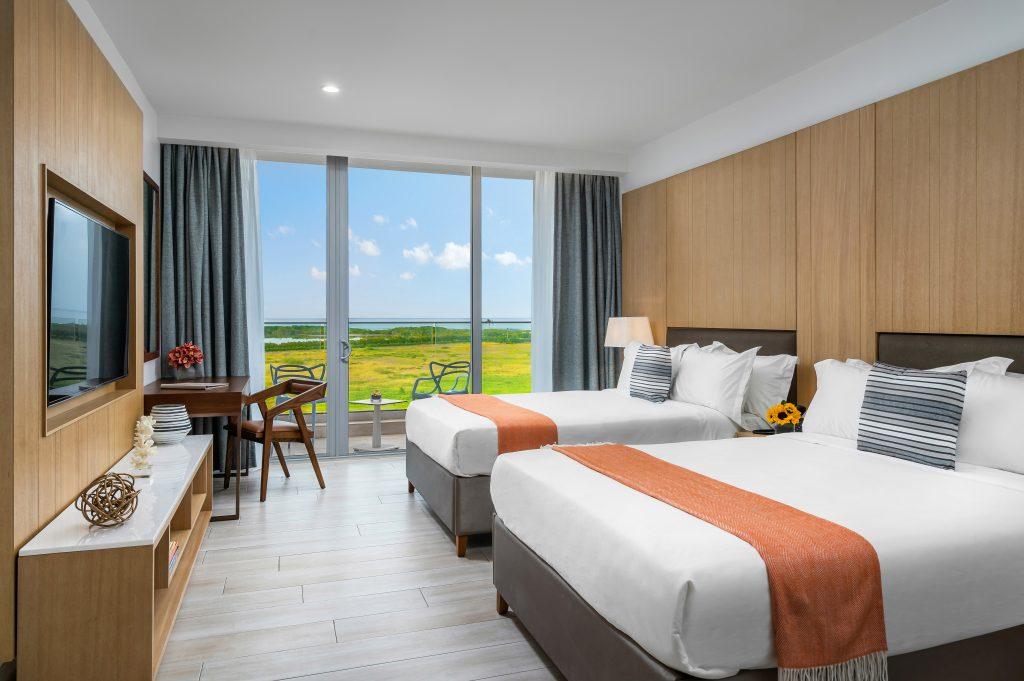 Seaside Golf Double Room
