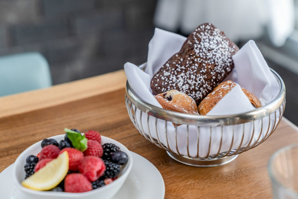 Baker's Basket & Berries