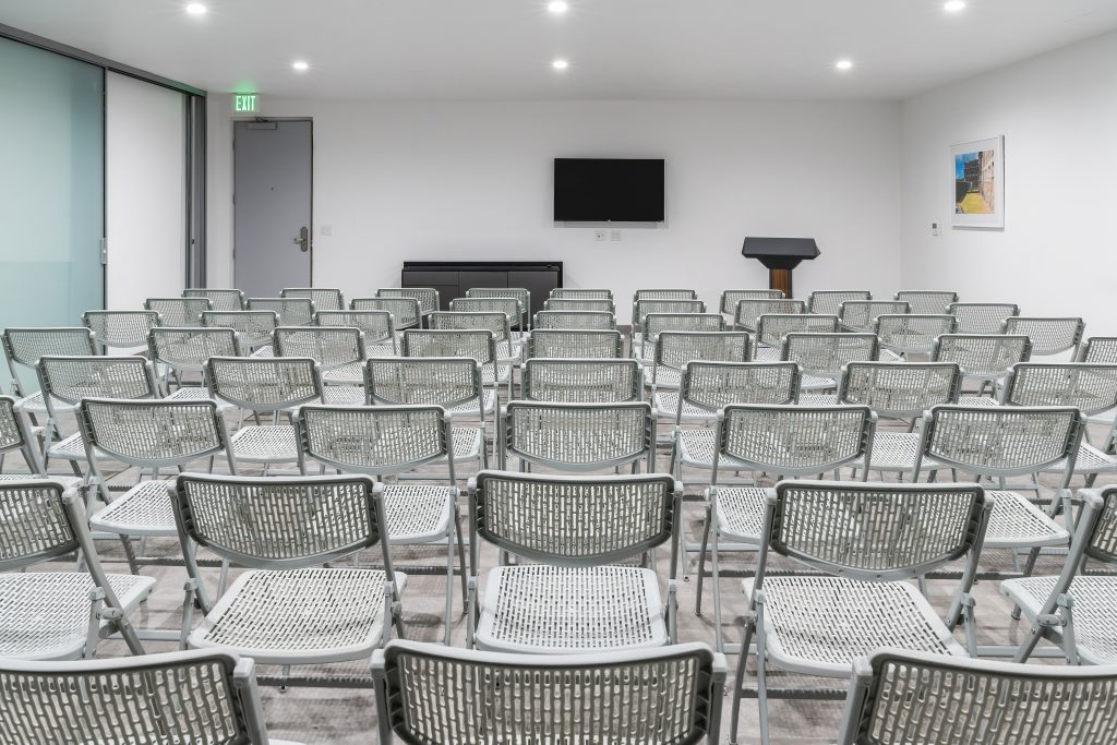 Meeting Room Theater Set Up