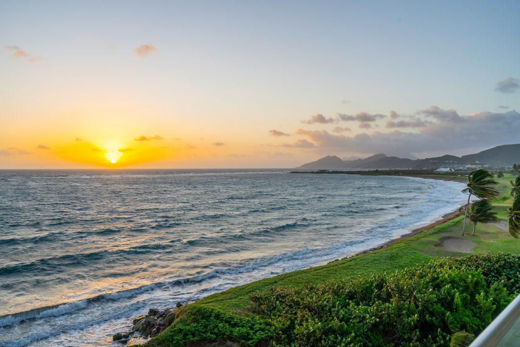 Sunrise Oceanfront View