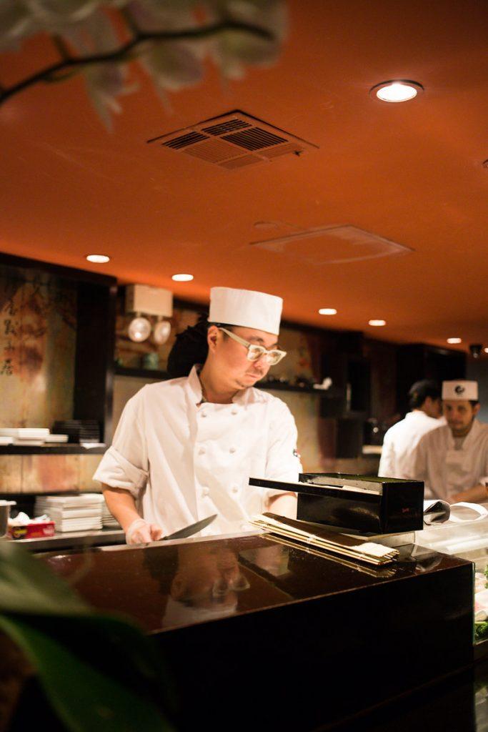 KOI Sushi Chef