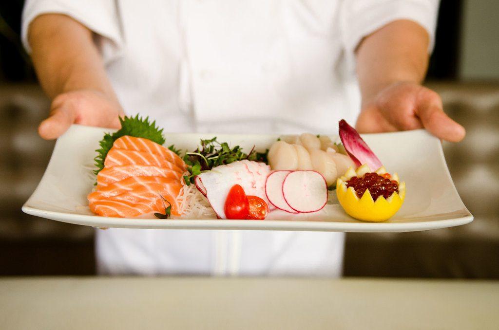 KOI Assorted Sashimi