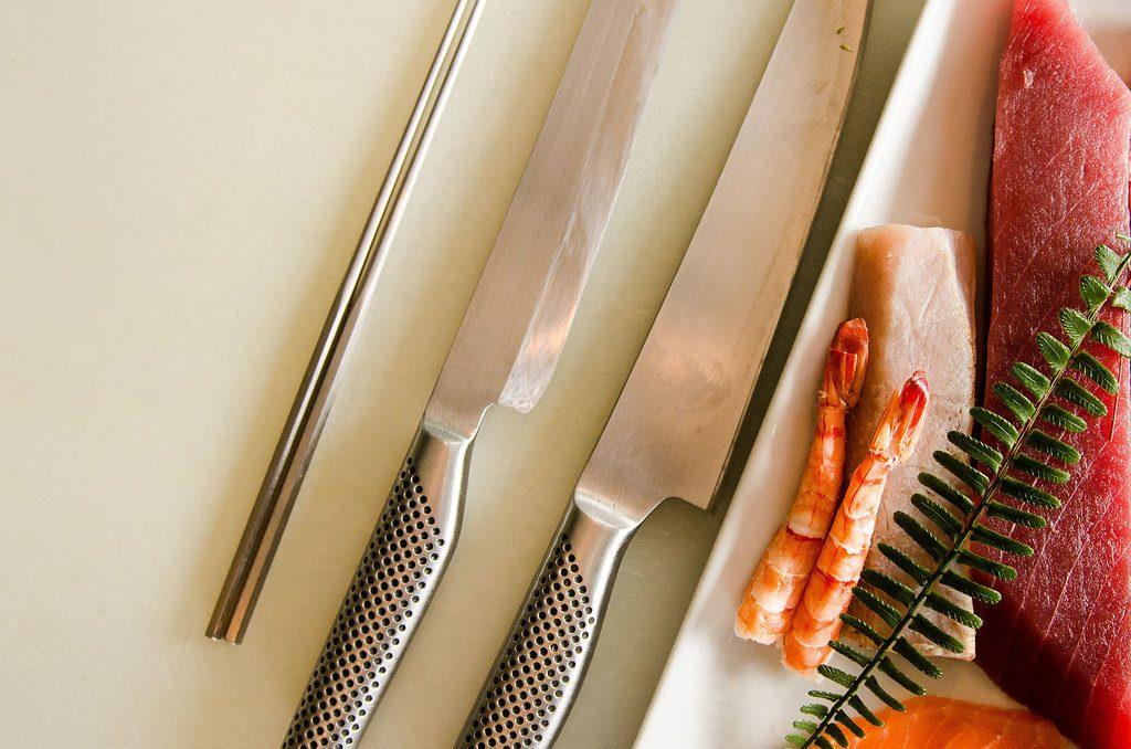 Koi Chef Knives