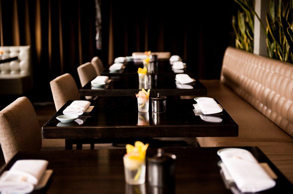 KOI Dining Room