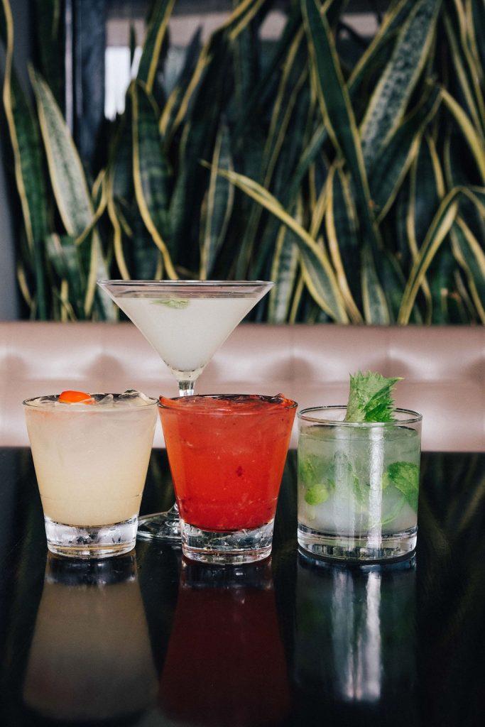 KOI Signature Cocktails