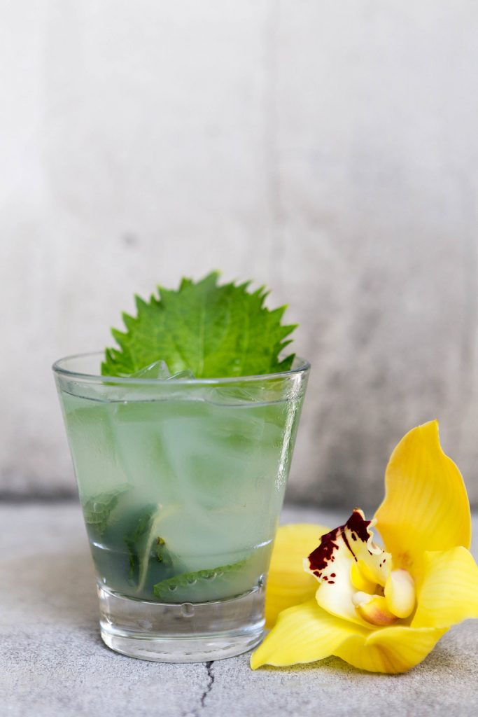 Rockin' Cucumber Cocktail