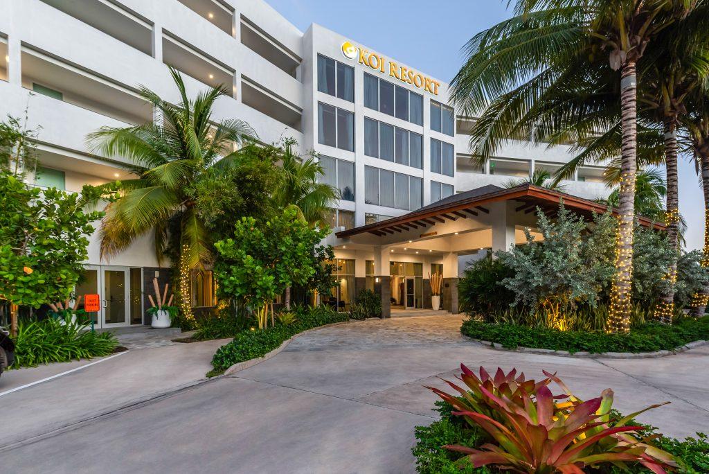 KOI Resort Outside Front